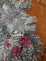 Nezaradené - Vianočný veniec - 11272569_