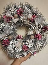 Nezaradené - Vianočný veniec - 11272571_