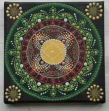 Obrázky - Mandala 20x20cm (Osobná mandala (predaná)) - 11273005_