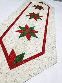 Úžitkový textil - Vianočný  obrus - 11274501_
