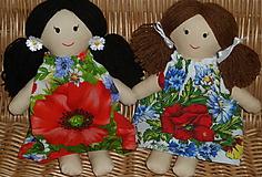 Hračky - Bábiky Jaja a Paja - 11273854_