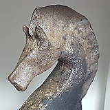 Socha - Ceramic Horse - 11272650_