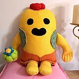 """Hračky - Kaktusák SPAJK :) zo známej počítačovej hry """"Brawlové hviezdy"""" - 11274438_"""