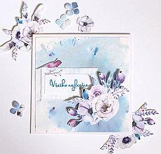 """Papiernictvo - Pohľadnica """"Všetko najlepšie"""" - 11273232_"""