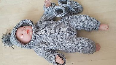 Detské oblečenie - Detský overal - 11274781_