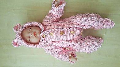 Detské oblečenie - Detský overal - 11274787_
