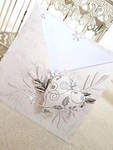 Papiernictvo - White Christmas! - 11272113_