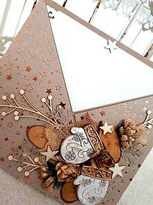 Papiernictvo - Vianočné rukavičky - 11272174_