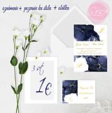 Papiernictvo - svadobné oznámenie 157 - 11274719_