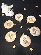 Dekorácie - Set Vianočnych ozdôb - 11271873_