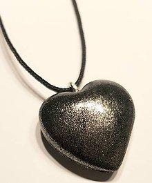 Iné šperky - Srdce 3 - 11274545_