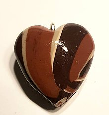 Iné šperky - Srdce 5 - 11274622_