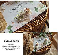 Ozdoby do vlasov - Hrebienok do vlasov - Sofia - 11273264_