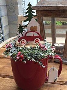Dekorácie - Vianočná dekorácia 7 - 11274119_