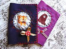 Papiernictvo - obalčok na obľúbenú knižku - 11273792_
