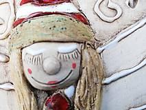 Tabuľky - Vianočná tabuľka II - 11271887_