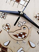 Hodiny - Keramické hodiny - 11271970_