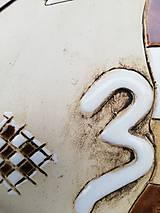Hodiny - Keramické hodiny - 11271977_