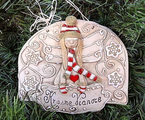 Vianočná tabuľka II