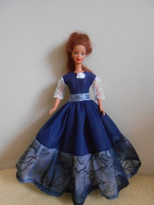 Hračky - Šaty pre barbie - 11273761_