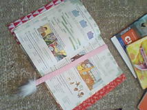 Detské tašky - Obal na učebnicu čítanku - 11273208_