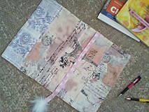 Detské tašky - Obal na učebnicu čítanku - 11273213_