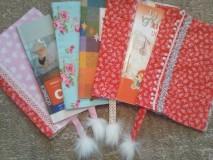 Detské tašky - Obal na učebnicu čítanku - 11273214_