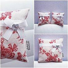 Úžitkový textil - voňavý vankúšik - 11275692_