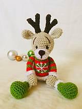 Háčkovaný sobík Rudolf