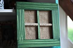 Nábytok - Dekorácia - okienko - 11275952_