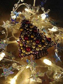 Dekorácie - Vianočný stromček na stromček :o) - 11277643_