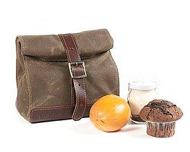 Iné tašky - Lunchbag. Obedar. - 11276214_