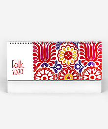 Papiernictvo - Folk Kalendár 2020 - 11277561_