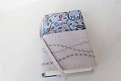 Papiernictvo - Pípání a houkání  - obal na knihu - 11276197_