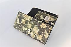 Peňaženky - Jasmine I. - 17cm na spoustu karet - peněženka 17 cm, na spoustu karet - 11276881_