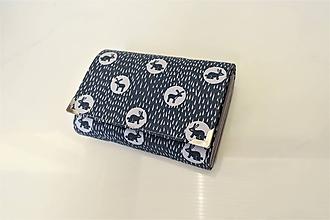 Peňaženky - Zvířátka z lesa - i na karty 13 cm - 11275630_