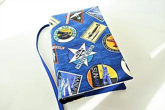 Papiernictvo - Letadla  - obal na knihu - 11275951_