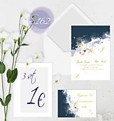 Papiernictvo - svadobné oznámenia  162 - 11276041_