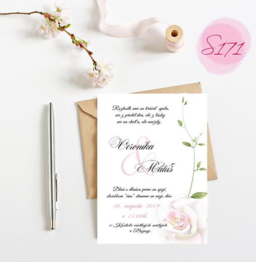 svadobné oznámenie 171