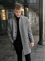 Kabáty - pánsky kabát ADAM - 11276860_