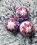 Dekorácie - Vianočná guľa - 11275640_