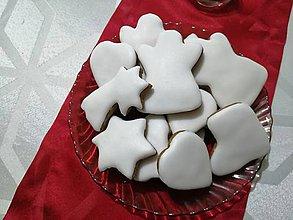 Drobnosti - Vianočné medovníčky - 11277051_