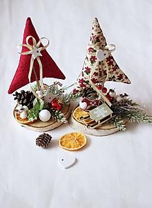 Dekorácie - Stromček vianočný - 11276016_