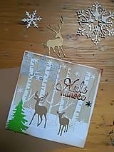 Papiernictvo - Pohľadnica zima - 11275063_