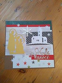 Papiernictvo - Pohľadnica betlehem - 11275054_