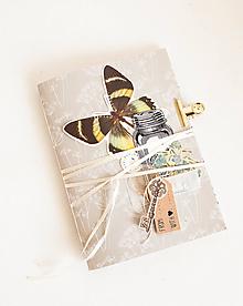 Papiernictvo - Kreatívny zápisník - 11276288_