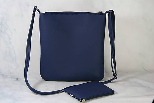 Dara XL set modrá + modrotlač