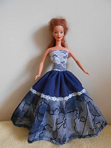 Hračky - Šaty pre barbie - 11276407_