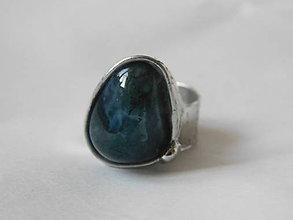 Prstene - Nežnosť machu- tiffany - 11285039_