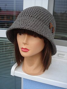 Čiapky - klobučik - 11280287_